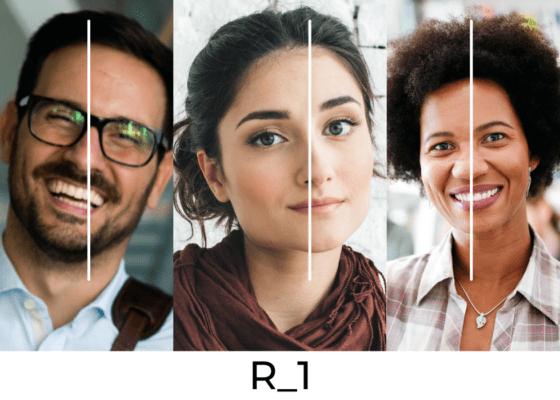 Les axes de tête : R_1