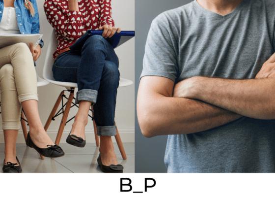 Le croisement des bras et des jambes : B_P_5/6 et B_P_7/8